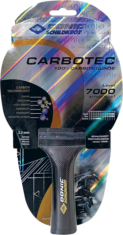 Donic-Schildkröt CarboTec 7000 Table 100% Albuquerque Mall Racket Carb Philadelphia Mall Tennis
