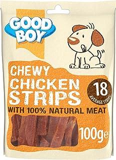 Armitage Good Boy Chewy Chicken Strips 100gm Dog Treat