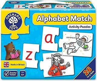 Orchard Toys OC222 Alphabet Match Puzzle