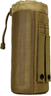 Huntvp Tactical Water Bottle Pouch Military Molle Pack Gear Waist Back Pack