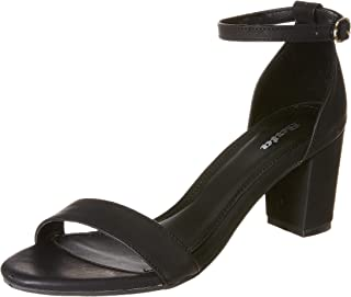 7cda79656118f Block Heel Women's Fashion Sandals: Buy Block Heel Women's Fashion ...