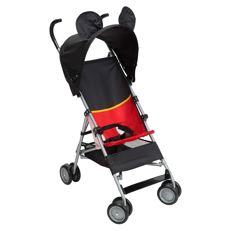 Amazon.com : Disney Baby Mickey Mouse Umbrella Stroller with Basket : Baby