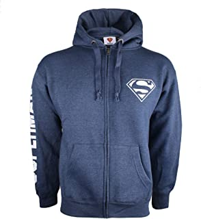 DC Comics Superman Logo T-Shirt Uomo