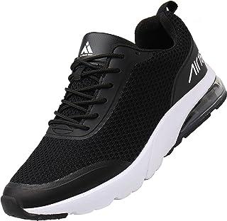 Mishansha Uomo Donna Scarpe da Corsa Respirabile Ginnastica Sportive Running Sneakers Basso Fitness Shoe Unisex 36-46 EU