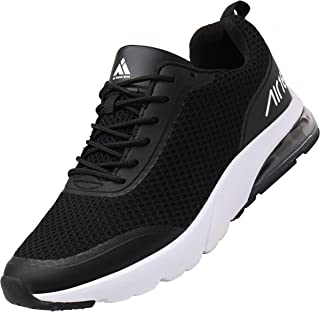Mishansha Chaussures de Running Homme Femme Respirante Léger Fitness Jogging Baskets Mixte Adulte Low Top Sport Sneaker