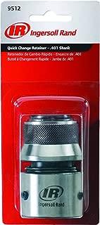 Ingersoll Rand 9512 Air Hammer Quick Change Retainer, Silver