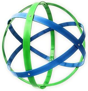 Genesa Crystal, Purificatore energia, Genesacolor 32 cm diametro, Verde e Blu