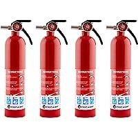 4-Pack First Alert 1038789 Standard Home Fire Extinguisher