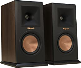 Klipsch RP-160M Walnut Bookshelf Speaker (Pair)