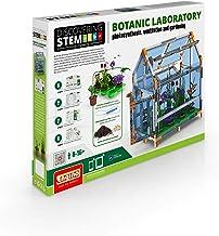 Engino Discovering STEM Botanic Laboratory | Build A Greenhouse | Illustrated Instruction Manual | Theory & Facts | Experi...