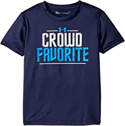 Under Armour Kids - Crowd Favorite Short Sleeve (Little Kids/Big Kids)