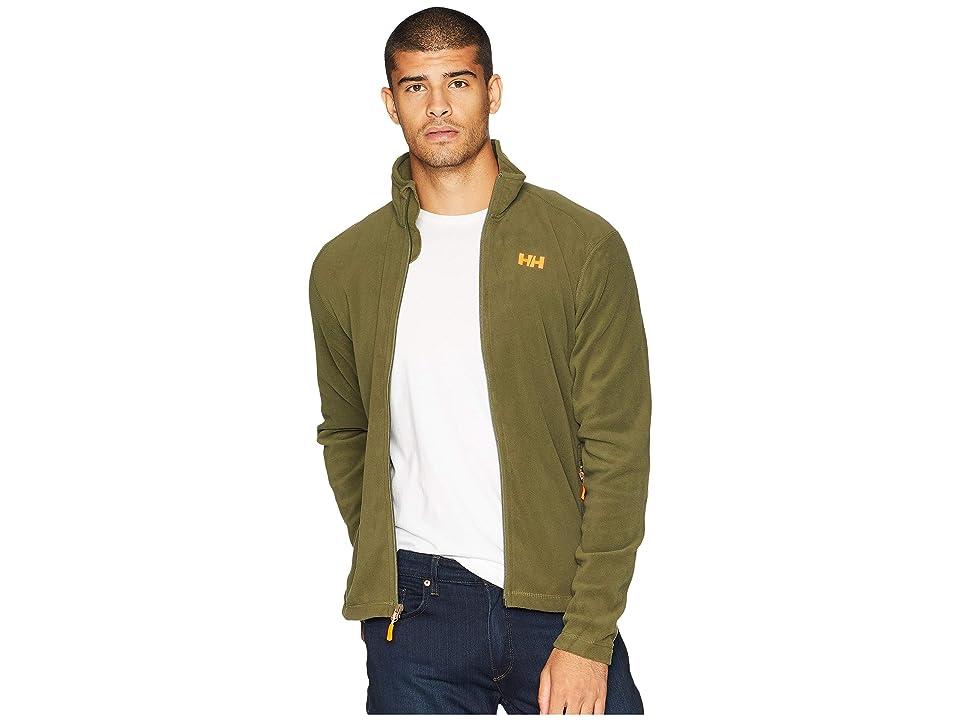 Helly Hansen Daybreaker Fleece Jacket (Ivy Green) Boy
