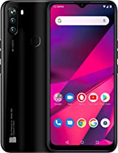 """BLU G90-6.5"""" HD+ Smartphone with Triple Main Camera, 64GB+4GB RAM and Android 10 -Black"""
