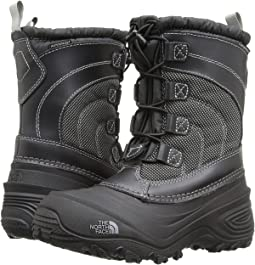 The North Face Kids - Alpenglow IV (Toddler/Little Kid/Big Kid)  sc 1 st  Zappos & The North Face Nse Tent Bootie Iv Moonlight Ivory Lace Classic ...