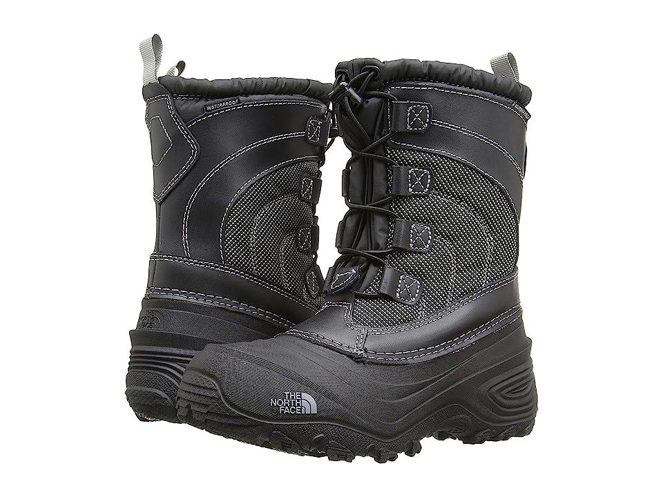 The North Face Kids Alpenglow IV (Toddler/Little Kid/Big Kid) (TNF Black/TNF Black) Kids Shoes