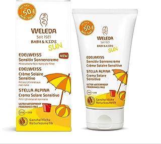 Weleda 7556CH crema de protección solar Cuerpo 50 ml -