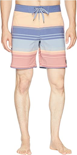 United By Blue Sea Bed Scallop Boardshorts