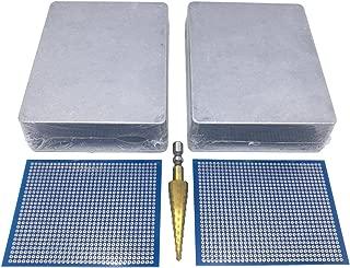 2 pcs 1590BB box enclosure project pcb pedal