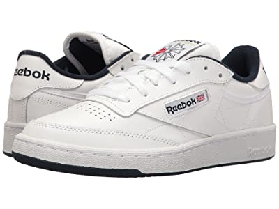 Reebok Lifestyle Club C 85 (Int/White/Navy) Men
