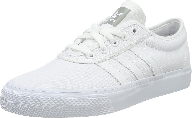 Adidas Men's Adiease Low-Top Sneakers White