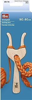 Prym 225145 Fourchette à Tricoter en Bois Naturel 18 x 6 cm 18 x 6 cm