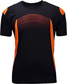 Men's Athletic T-Shirt Moisture-Wicking Dry Fit Quick Dry Short-Sleeve