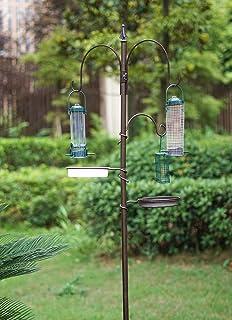 NEUF Hammertone OISEAU Alimentation Station Ensemble avec mangeoires Wild mangeoires oiseaux