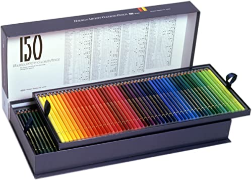 wholesape barato 150 Color paper box-set Holbein colorojo pencil (japan (japan (japan import)  los clientes primero
