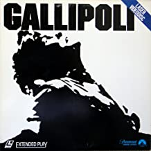 Gallipoli LASERDISC (NOT A DVD!!!) (Full Screen Format) Fomat: Laser Disc
