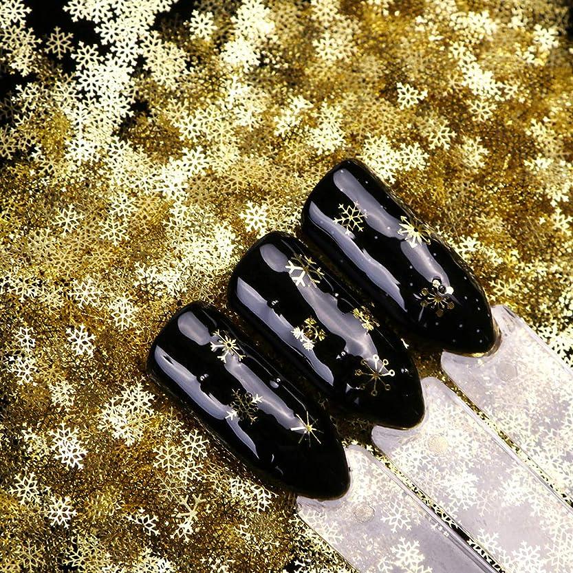 繰り返す砲撃昨日雪の結晶メタルパーツ 9種セット 約90粒 冬ネイル 雪花 クリスマス  ネイルパーツネイルデコレーションジェルネイル ネイルアート