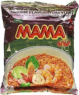 Best Mama Instant Ramen Noodle, Tom Yum Shrimp Flavour (Pack of 30) Review