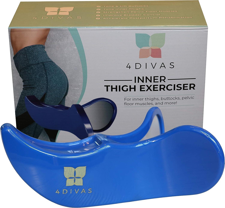 BLAZOR Hip Training Device for Buttocks Trainer Buttocks Bladder Control Pelvic Floor Exercises Super Inner Thigh Exercises Bodybuilding Fitness