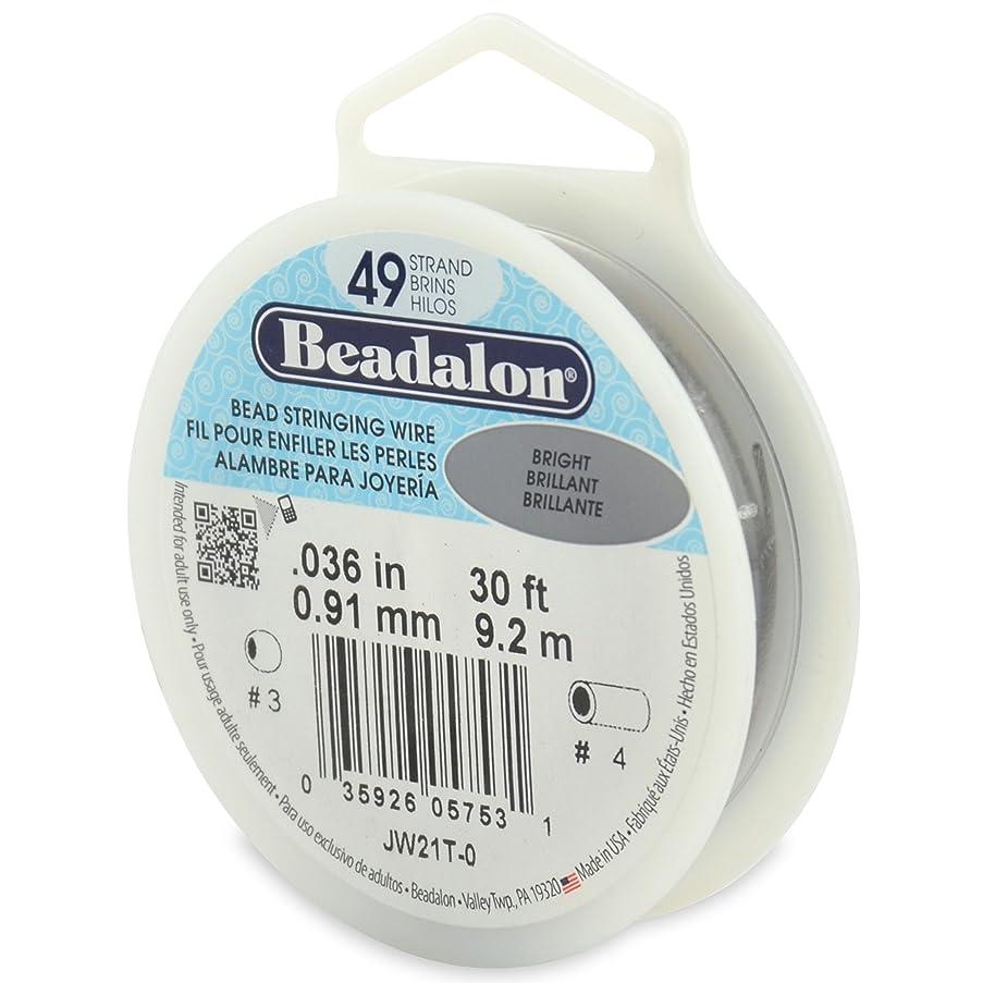 Beadalon 49-Strand 0.036