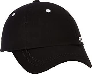 Fila Men's Baseball Cap (13001895_Blk_Free)