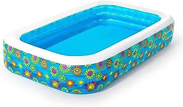 Pavillo 67000 Blue Horizon Single/Lo 185 x 76 x 22 cm Air Bed Colour