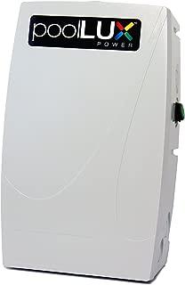 S.R. Smith pLX-PW100 100 Watt poolLUX Power Pool Lighting Transformer, 100-Watt, Gray