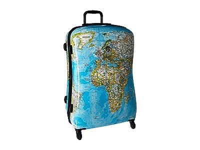Heys America Journey 30 Spinner (Blue) Luggage