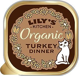 Lily's Kitchen Comida Húmeda Cena de Pavo Orgánico para Gato (19 x 85g)