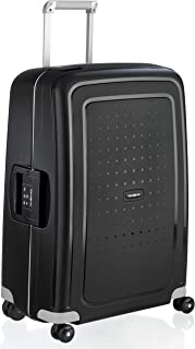 Samsonite S'cure Spinner 28, Black (Black) - 49308-1041