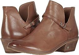 Cognac Veg Calf Leather