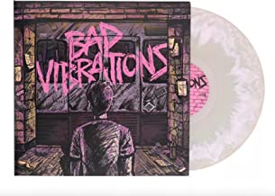 A Day To Remember - Bad Vibrations Exclusive Pink & Green LP Vinyl