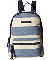 Tommy Hilfiger - Dariana Backpack Woven Rugby