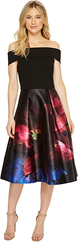 Ted Baker - Kimey Impressionist Bardot Dress