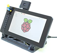 SmartiPi Touch 1 - Case for The Official Raspberry Pi 7