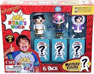 RYAN'S WORLD Mystery Figure 6 Pack - Series 2