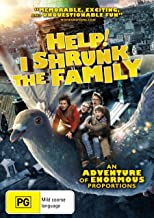 Help I Shrunk The Family (DVD)