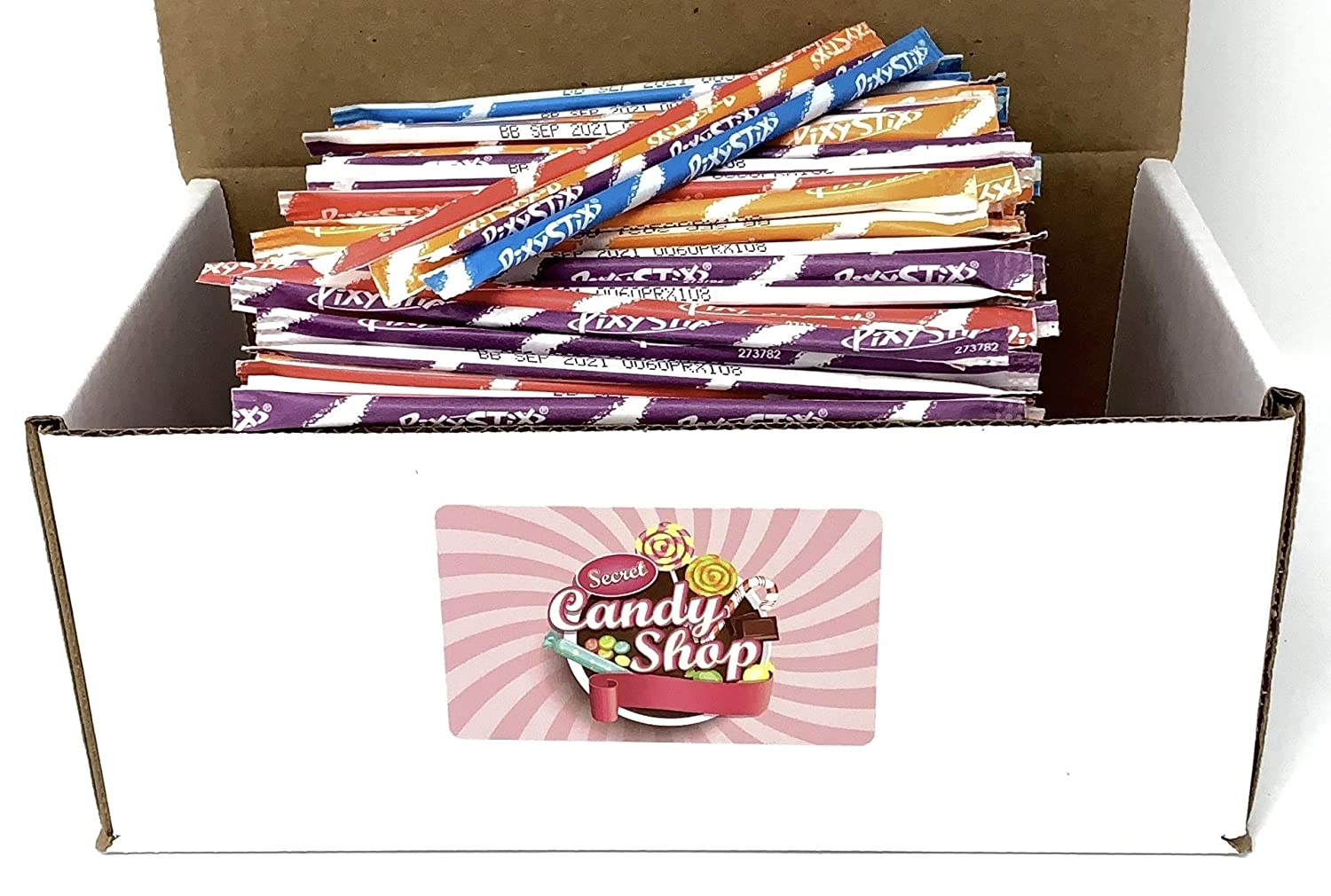 Wonka Pixy Stix Bulk in flavors Free shipping on posting reviews Max 78% OFF assorted Box 4 300