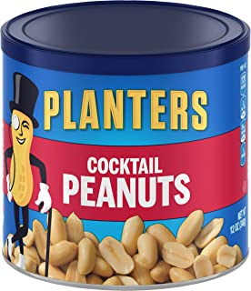 Planters Cocktail Peanuts (12 oz Canister)
