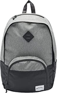 Animal Mens Clash Two Strap Zipped School College Travel Backpack Rucksack Bag