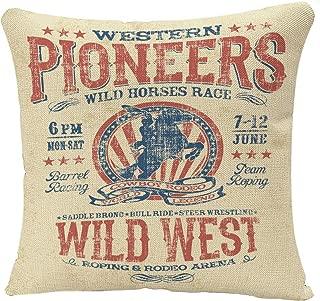 Best rodeo throw pillows Reviews